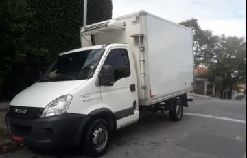Iveco Daily Chassi 35S14 CS 3750 - Foto #4