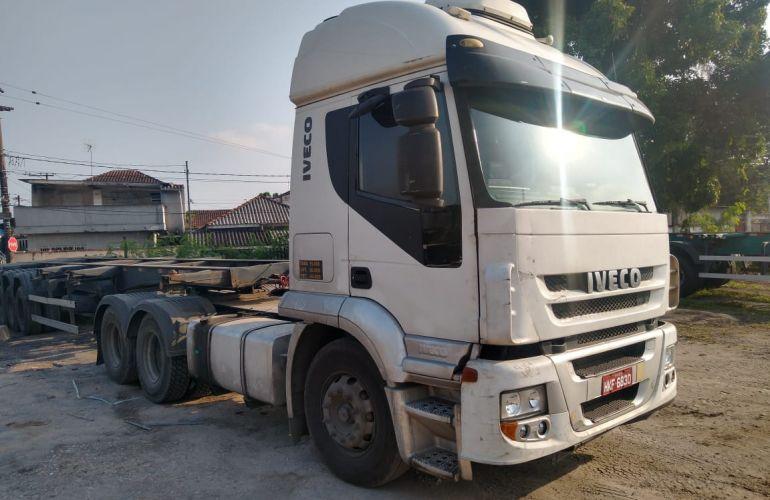 Iveco Stralis NR 570-S41T 6X2 (3 Eixos) - Foto #7