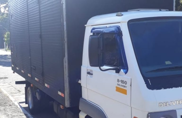Volkswagen Vw 8.150 TB-IC 4X2 (Delivery) - Foto #9