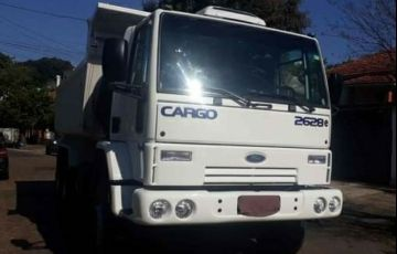 Ford Cargo 2628 E 6X4 (3 Eixos) - Foto #3