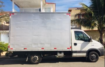 Iveco Daily Chassi 35S14 CS 3450 - Foto #8