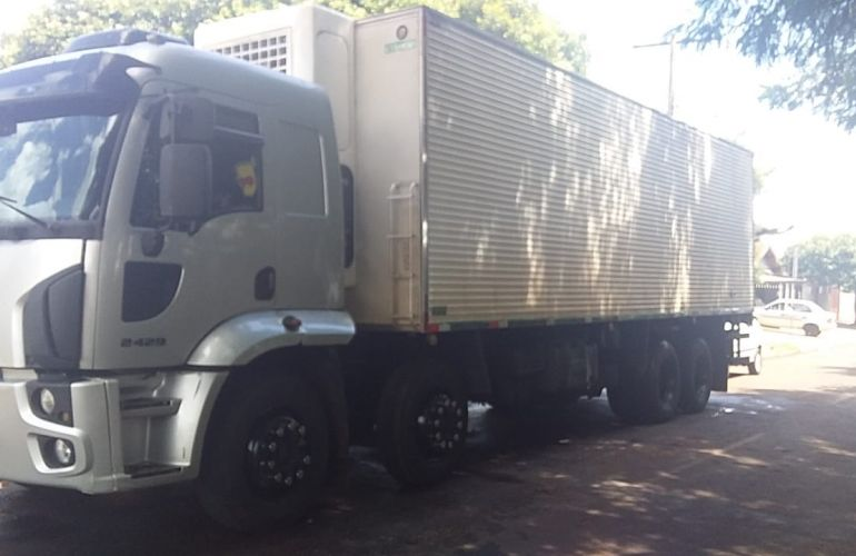 Ford Cargo 2429 Leito - Foto #5