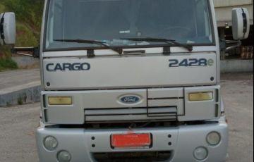 Ford Cargo 2428 - Foto #1