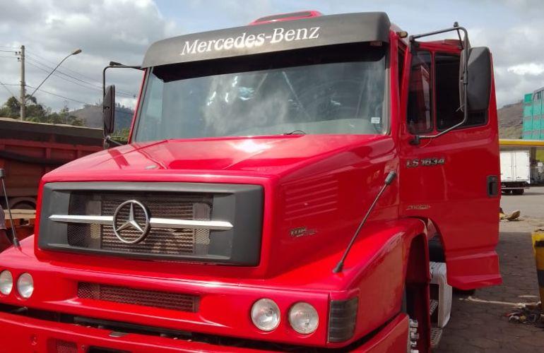 Mercedes-Benz LS-1634 - Foto #2