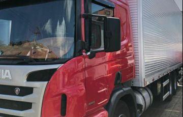 Scania P-310 B 6x2 2p (diesel) (E5) - Foto #3