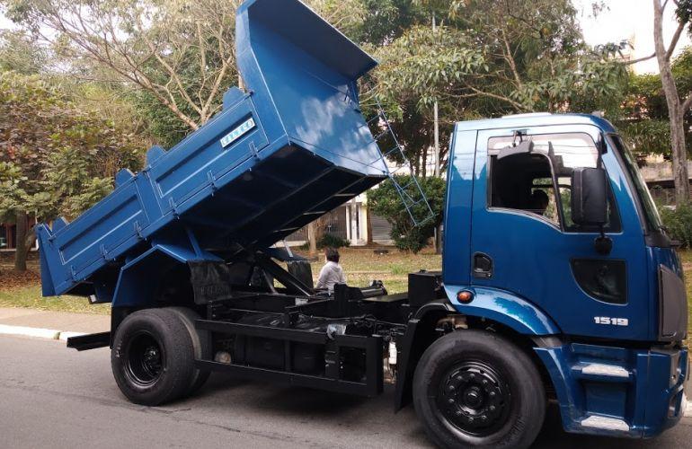 Ford Cargo 1519 - Foto #9
