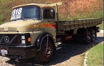 Mercedes-Benz L-1518 (3 Eixos)