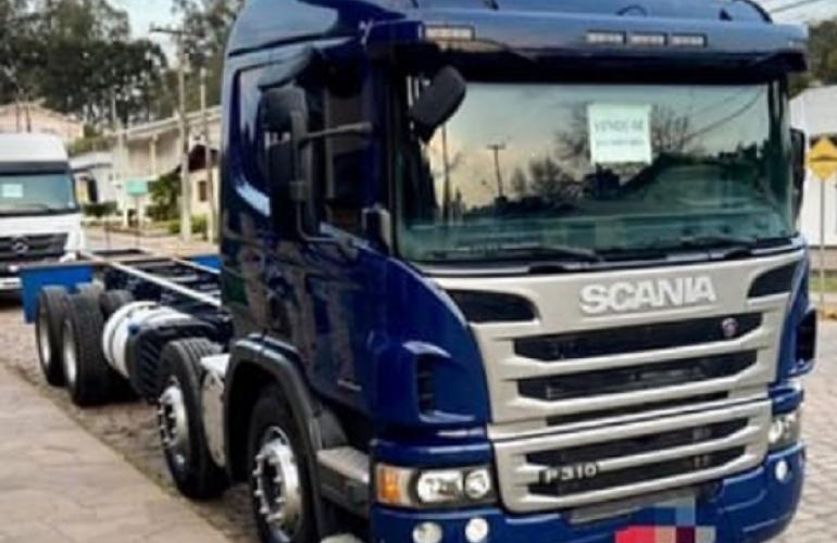 Scania P-310 B 8x2 (diesel) (E5) - Foto #1