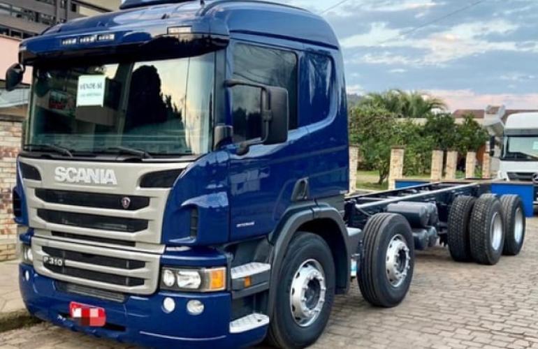 Scania P-310 B 8x2 (diesel) (E5) - Foto #5