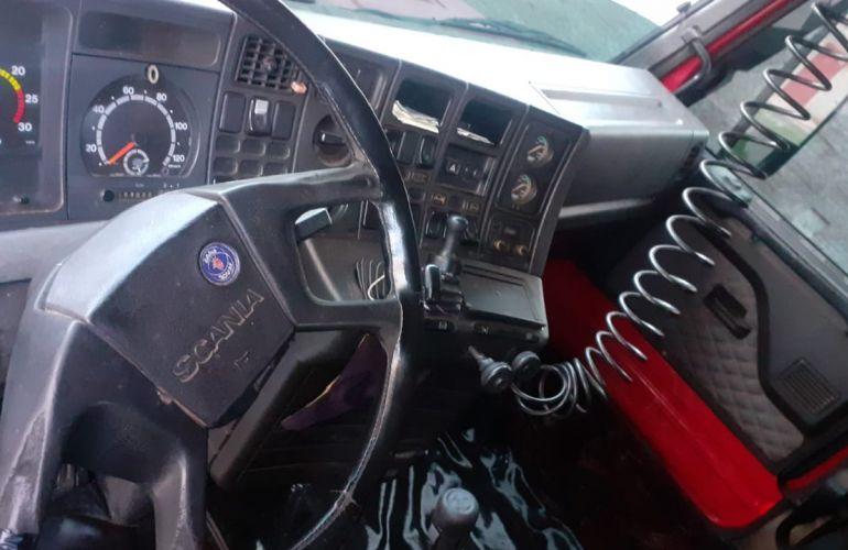Scania T-113 H 320 4x2(Top-Line) - Foto #1