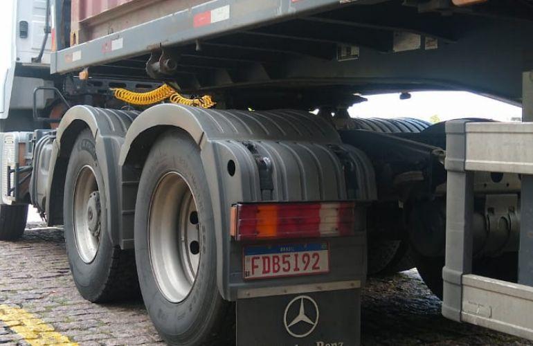 Mercedes-Benz Axor 2544S (6X2) - Foto #1