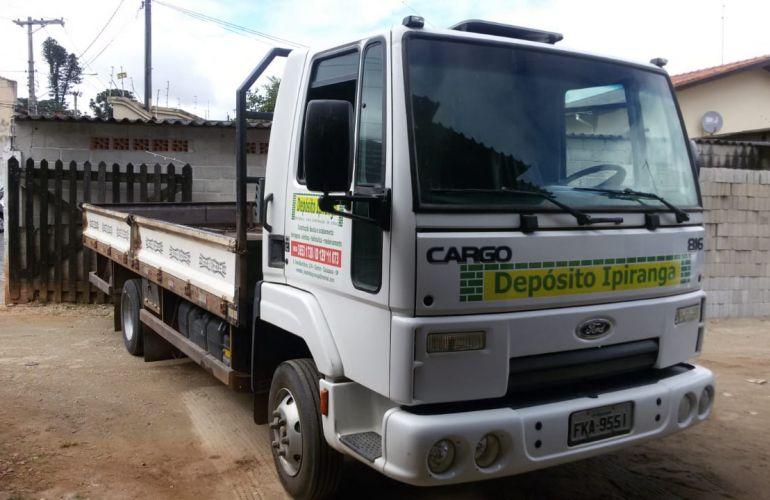 Ford Cargo 816 - Foto #3