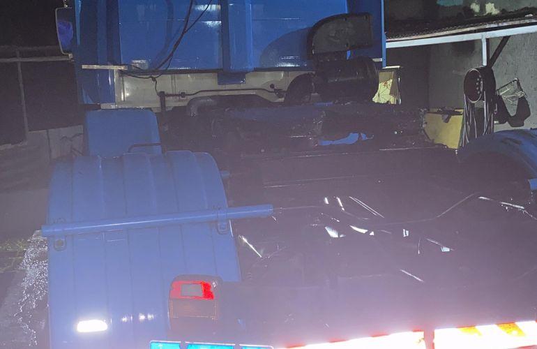 Ford Cargo 4331 Maxton S 4X2 - Foto #1