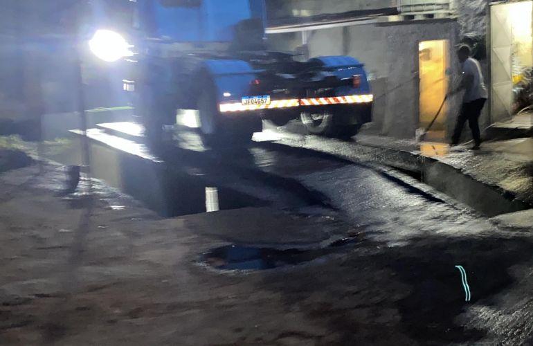 Ford Cargo 4331 Maxton S 4X2 - Foto #2