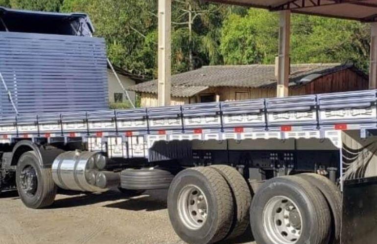 Scania P-310 B 8x2 (diesel) (E5) - Foto #3