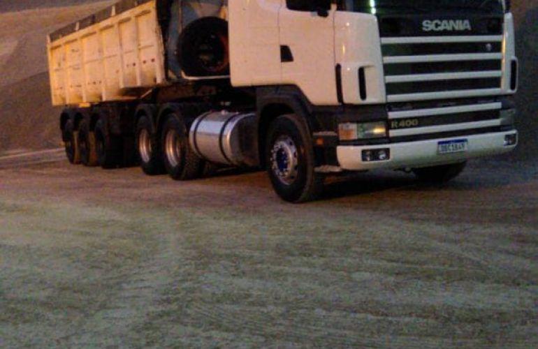 Scania R-124 GA 420 6x2 NZ - Foto #1