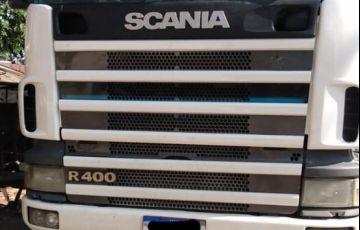 Scania R-124 GA 420 6x2 NZ - Foto #2