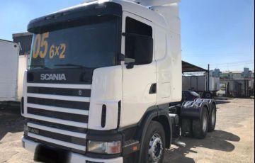 Scania R-124 GA 420 6x2 NZ - Foto #4