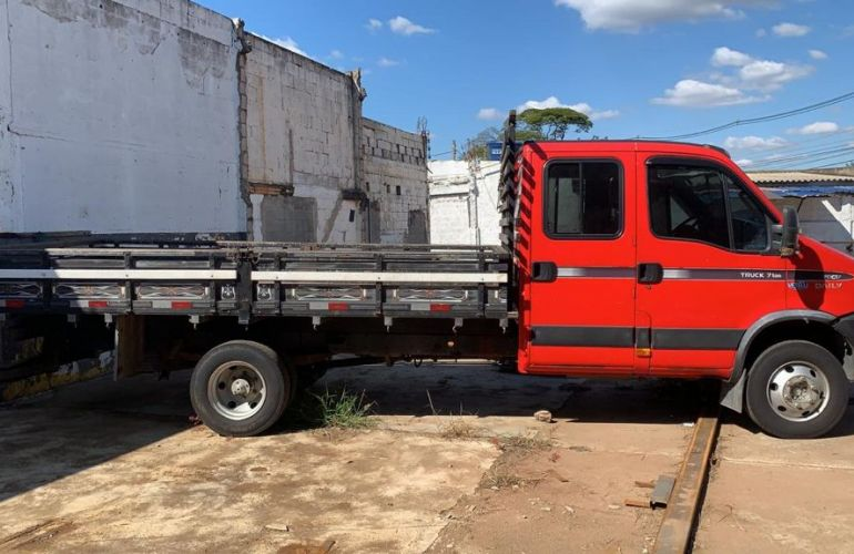 Iveco Daily Chassi 70C17 CD 4350 - Foto #1