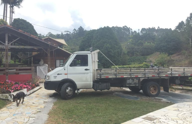 Iveco Daily Chassi 70.13 (Longo) - Foto #3