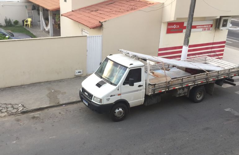 Iveco Daily Chassi 70.13 (Longo) - Foto #6