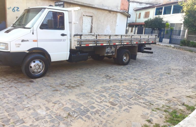 Iveco Daily Chassi 70.13 (Longo) - Foto #7