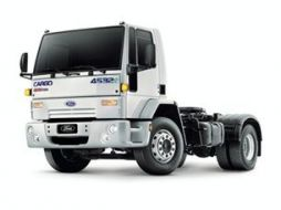 Ford Cargo 4532 E Turbo 2p (diesel)