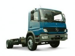 Mercedes-Benz 1718-M 2p (diesel)