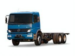 Mercedes-Benz 2428 6x4 2p (diesel)