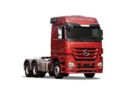 Mercedes-Benz Actros 4844 K 8x4 2p (diesel)