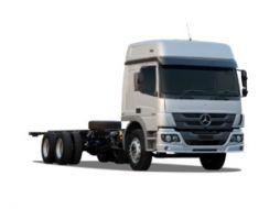Mercedes-Benz Atego 1418 3-Eixos 2p (diesel)