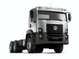 Volkswagen 31.320 E Constellation 6x4 3-Eixos 2p (diesel)