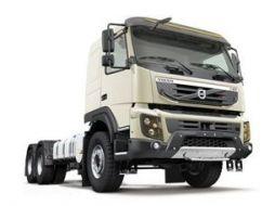 Volvo FM 440 8x4 2p (diesel)