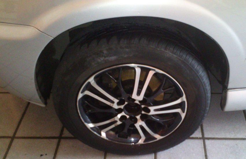 Chevrolet Celta 1.0 VHC - Foto #1