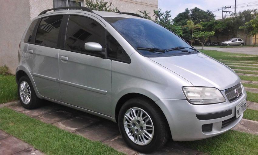 Fiat idea elx 1 4 flex 2009 2010 sal o do carro 66768 for Ficha tecnica fiat idea elx 1 4