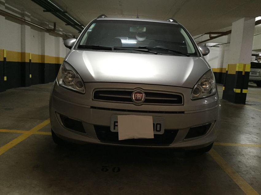 Fiat idea attractive 1 4 flex 2014 2014 sal o do carro for Fiat idea attractive 2014 precio