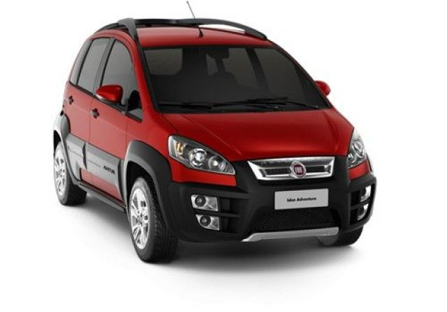 Fiat idea adventure 1 8 16v e torq 2015 2016 sal o do for Precio de fiat idea adventure 2015