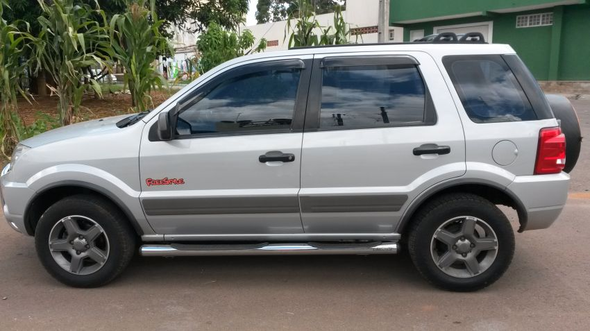 Ford Ecosport Xlt Freestyle 2 0  Flex  2008  2009 - Sal U00e3o Do Carro