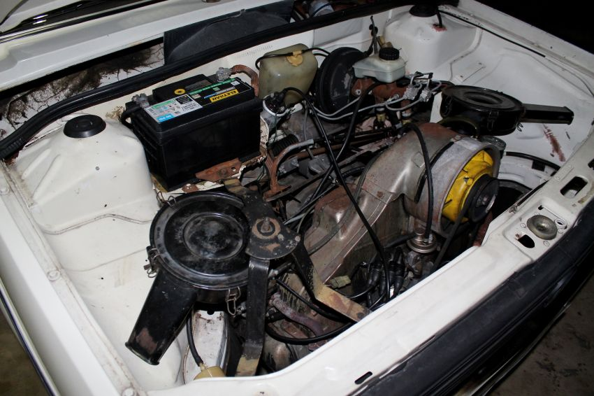 Volkswagen Gol S 1.6 - Foto #10