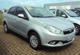 Fiat Grand Siena Attractive 1.4 8V (Flex)