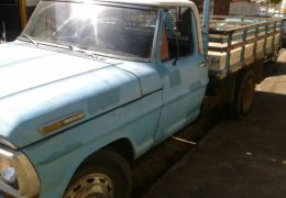 Ford F350 (Cabine Simples)