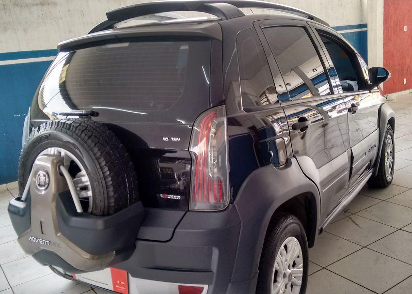 Fiat idea adventure 1 8 dualogic flex 2013 2013 sal o for Precio idea adventure 2016