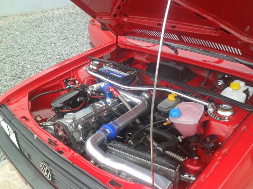 Volkswagen Passat GTS Pointer 1.8 - Foto #8