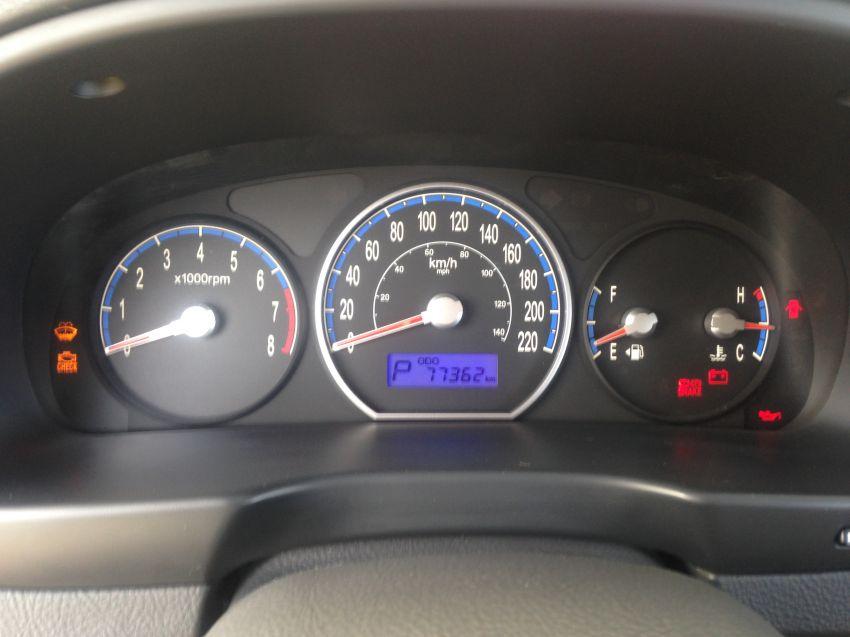 Hyundai Santa Fe GLS 2.7 V6 4x4 - Foto #8
