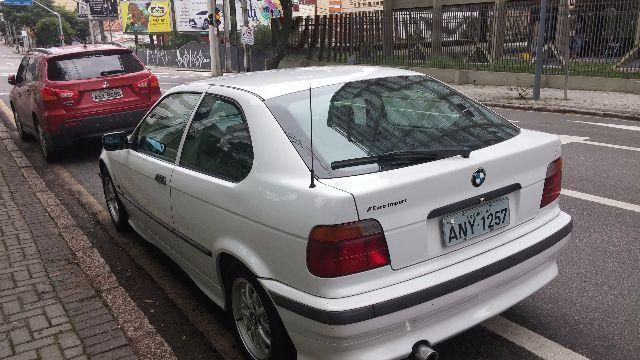 BMW 318tia Compact 1.9 16V - Foto #2