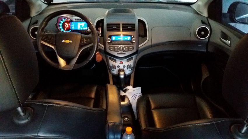 Chevrolet Sonic Sedan LTZ (Aut) - Foto #4
