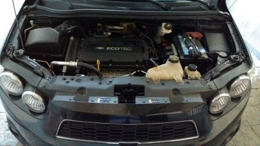 Chevrolet Sonic Sedan LTZ (Aut) - Foto #5