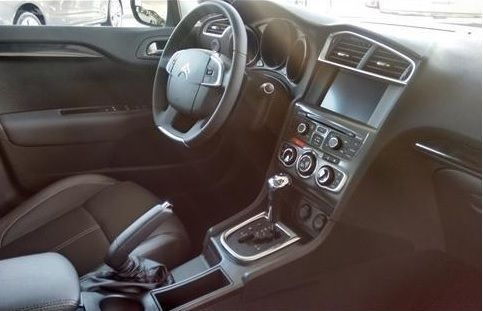 Citroën C4 Lounge Exclusive 1.6 THP (Aut) - Foto #4