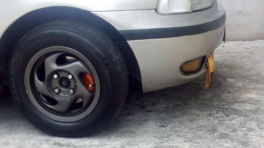 Fiat Palio EL 1.6 MPi 4p - Foto #6