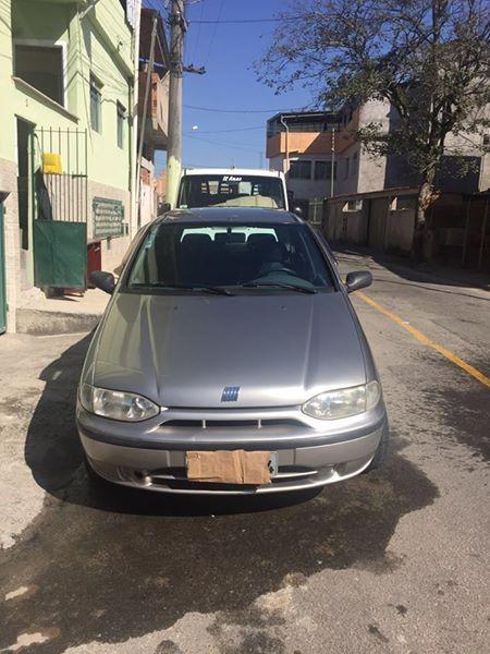 Fiat Palio Weekend ELX 1.6 MPi - Foto #2